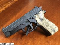 For Sale: SIG SAUER P226 357 Sig w 4 mags