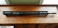 """For Sale: PSA AR10 Gen2 PA10 18"""" Midlength .308 WIN 1:10 Nitride Midwest Industries 15"""" SSK Upper"""