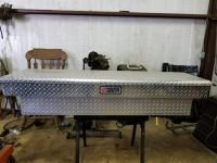 Tractor Supply cross over tool box