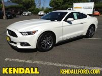 2017 Ford Mustang ECOBOOST FASTBACK (White Platinum)
