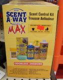 Scent A-Way Max Kit