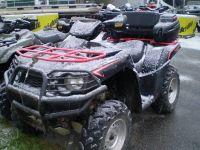 2008 Kawasaki Brute Force 750 4x4i Utility ATVs Lancaster, NH