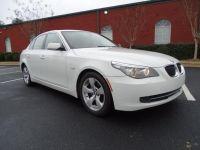 2008 BMW 5 Series 4dr Sdn 528i RWD
