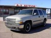 Chevrolet Tahoe SUV 2005 used