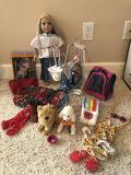 American Girl Doll, Julie with all accessories shown