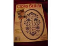 cross stitch plus magazine november 1990