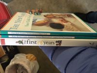 New Family Books (3 Included)