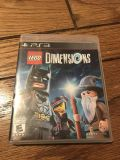 VGUC PLAYSTATION 3 LEGO DIMENSIONS GAME