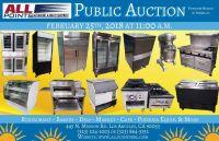 Auction 02/25/18 Big Savings