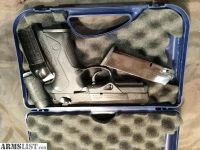 For Sale: Three Pistols