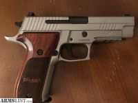 For Sale/Trade: Sig P226 Stainless Elite