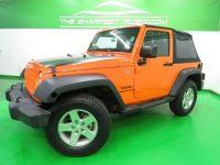 2012 Jeep Wrangler Sport 4x4