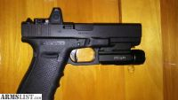 For Sale: Glock 20 gen 4 with RMR