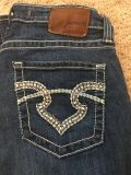 Big star jeans from Buckle!