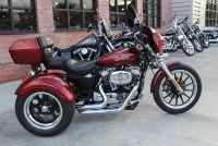 $8,899, 2009 Harley-Davidson XL1200L