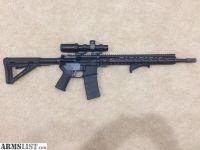 """For Sale: PSA AR-15 18"""" 223 WYLDE w/ Scope"""