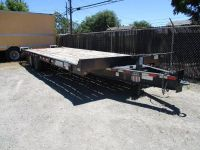 2006 BIG TOW TRAILER BE-10 BE-10 FLATBED