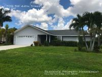 Single-family home Rental - 1709 SW 44th Street