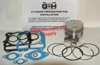 Sell 99-02 Suzuki LTF 300 King Quad Top End Rebuild Kit Machining Service LTF300 ATV motorcycle in Somerville, Tennessee, United States, for US $177.95