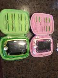 2 Leap Pads with cases and pad Protector 5 Games
