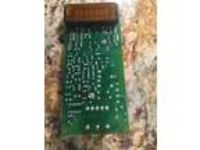 GE Microwave PEB7226EH1ES Main Control Board WB27X21026