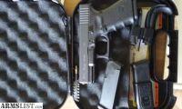 For Sale: Glock 19 gen4 brand new in box