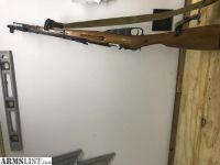 For Sale: M44 Mosin carbine w/folding bayonet