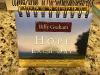 Daily Devotional Hope for Each Day