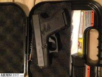 For Sale: Glock 26 gen 3