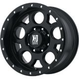 Sell 18x9 Black XD XD126 6x5.5 +18 Rims Federal Couragia MT 275/65/18 Tires motorcycle in Saint Charles, Illinois, United States, for US $1,763.35