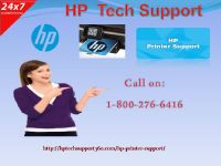 How Can I Get Connected Through Hp Tech Support 1-800-276-6416
