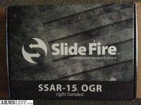 For Sale: AR-15 Stock