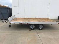 2014 Triton Trailers ATV128-2TR Equipment Trailer Sport Utility Trailers Roca, NE