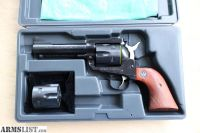 """For Sale: Like New 4-5/8"""" Ruger Blackhawk Convertible 45 Colt & 45ACP"""