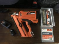 Paslode Framing Nailer (Air Cartidge)