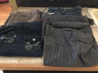 FREE. 5 pairs pants/jeans. Size 10.