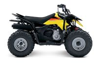 2018 Suzuki Motor of America Inc. QuadSport Z90 Sport ATVs Winterset, IA
