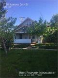 Single-family home Rental - 1110 Kansas City St