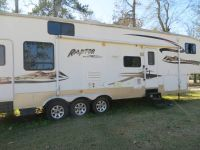 2007 Keystone Raptor Toy Hauler 38ft