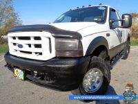 2004 Ford Super Duty F-250 4X4 SUPER CAB DIESEL SHORT BED ONLY 107K