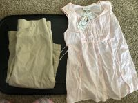 Maternity size s outfit (pants n shirt)