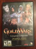 Guild Wars Complete Collection 4 Games