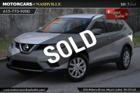 2015 Nissan Rogue FWD 4dr S