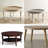 NSO: Round Coffee Table