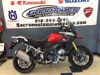 2014 Suzuki V-Strom 1000 ABS Dual Purpose Motorcycles Sacramento, CA
