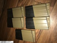 For Sale: FN SCAR 17 20 round FDE magazines