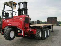 $17,900, 2002 Wabash National Moffett/Princeton Piggyback Forklift Trailer