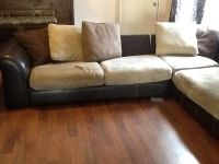 $260, 2 piece sectional