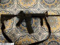For Sale: FS:Colt M4 Carbine .22 LR Semi Auto Rifle with Quad Rail