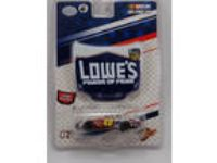 Jimmie Johnson #48 - 1:64 Car plus Lowe's Hood Magnet-